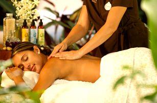 Thajská masáž v délce 60 nebo 90 minut
