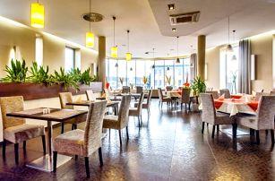 3 až 5denní pobyt s jídlem, lahví vína a vstupenkami pro 2 v hotelu Hazuka v Plzni