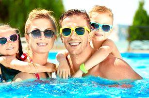 Rodinný pobyt v Beskydech s neomezeným wellness