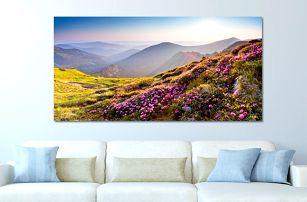 Panoramatický fotoobraz z vlastní fotografie