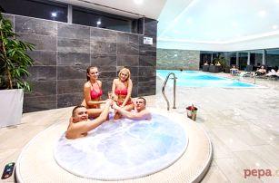 3–8denní pobyt pro 2 s wellness a polopenzí ve Sport Hotelu*** Dolní Morava