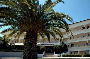 Řecko - Korfu na 8 až 9 dní, all inclusive s dopravou letecky z Prahy nebo Brna