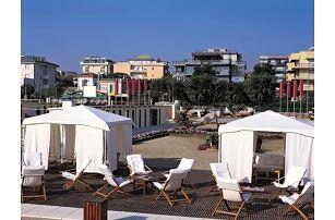 Itálie - Rimini na 8 dní, polopenze s dopravou vlastní