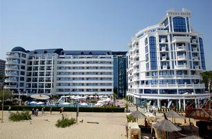 Bulharsko - Slunečné Pobřeží na 8 až 12 dní, polopenze s dopravou letecky z Prahy