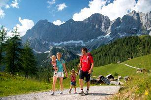 4–6denní wellness pobyt se snídaní pro 2 v penzionu Savisalo*** v rakouských Alpách