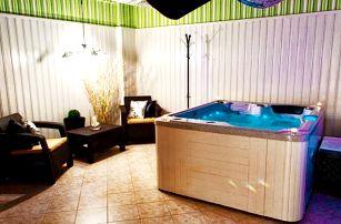 2denní luxusní wellness pobyt pro 2 v Parkhotelu Morris v Novém Boru