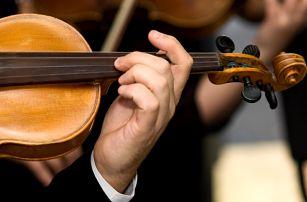 Čtvero ročních dob v Obecním domě, v podobě koncertu Bohemian Symphony Orchestra Prague.