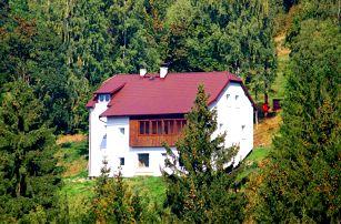 3–6denní pobyt pro 2 v horské chatě Hubertus v Jizerských horách