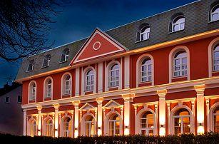 Karlovy Vary v luxusním 4* hotelu Millenium s wellness procedurami a bohatou polopenzí