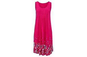 Lehké dlouhé květinové šaty pro ženy - 3 barvy