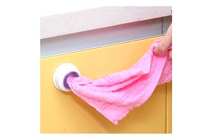 Plastový držák na utěrku či ručník - dodání do 2 dnů