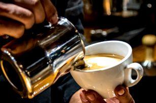 Karta na 10 či 20 výborných káv v Kafe King