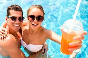 Odpočiňte si u bazénu, či v sauně a zažijte pořádnou letní zábavu v penzionu Viktória ve slovenské Galantě se snídaněmi.