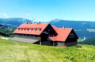 3–6denní pobyt pro 2 s polopenzí v pensionu Vraní bouda v Peci pod Sněžkou