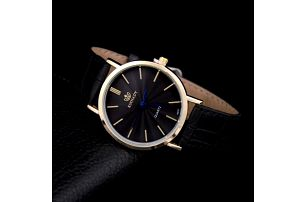 Elegantní pánské hodinky ve dvou barvách - dodání do 2 dnů