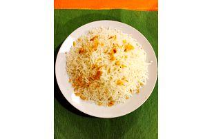 Indické vegetariánské menu v restauraci Taj Mahal: 2x hlavní chod +2x příloha
