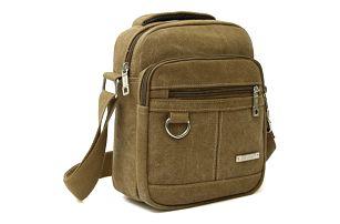 Pánská plátěná taška přes rameno - 3 varianty