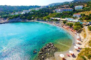 Řecko - Samos na 8 dní, polopenze s dopravou letecky z Prahy