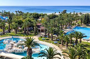 Tunisko - Hammamet na 12 dní, all inclusive s dopravou letecky z Brna