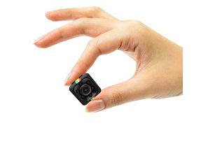 Mini kamera s detekcí pohybu - dodání do 2 dnů