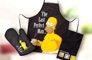 Homer Simpson u vás v kuchyni - licencovaný set