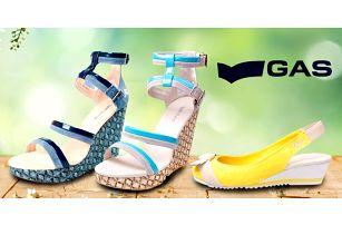 Letní dámské boty GAS do města i parku