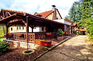 Hotel Prostřední Mlýn v Českém ráji s polopenzí, neomezeným bazén a dítětem zdarma