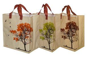 Pevná nákupní taška 38 x 22 x 40 cm