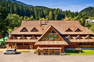 Aktivní dovolená mezi Tatrami: túry a wellness