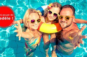 Léto plné zábavy a relaxu ve vodním světe Thermal Park Nitrava s polopenzí