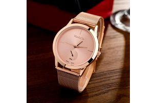 Originální dámské hodinky s ručičkou navíc