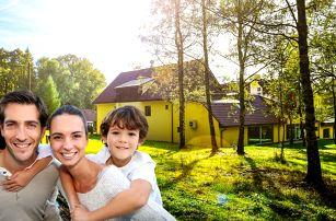 Rodinný pobyt v Jizerkách s polopenzí a wellness