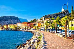 5denní cyklozájezd pro 1 osobu do hotelu Miramonti**+ u italského Lago di Garda
