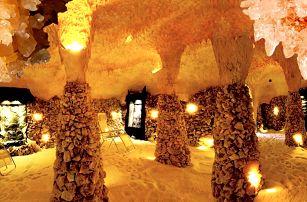 Zdravý relax v solné jeskyni v centru Olomouce