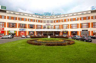 Hotel Baťov*** u zlínského Baťova kanálu