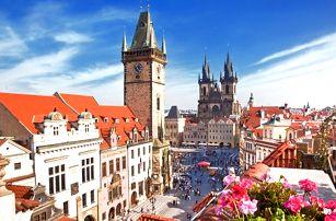 2 nebo 3denní wellness pobyt pro 2 se snídaněmi v hotelu Relax Inn v Praze