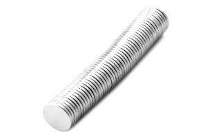 Neodymové magnety 8 x 1 mm - 50 ks