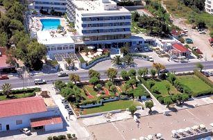Řecko - Rhodos na 8 dní, all inclusive s dopravou letecky z Bratislavy