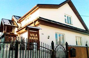 3–4denní pobyt pro 2 se snídaní či polopenzí ve Vile Hana ve Vysokých Tatrách
