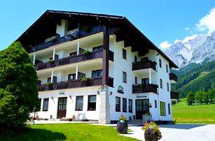 4denní wellness pobyt se snídaněmi a slevami v hotelu Stierer v Rakousku