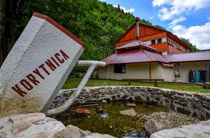 Léčivé prameny v Korytnici a úžasná příroda turisty oblíbeného Liptova s polopenzí v penzionu Svätopluk