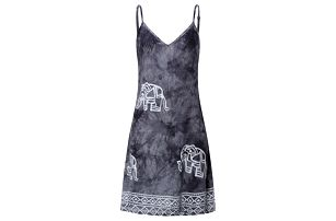 Pohodlné šaty ELEPHANT