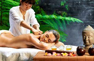 Masáž dle výběru v luxusním salonu Royal Jasmine