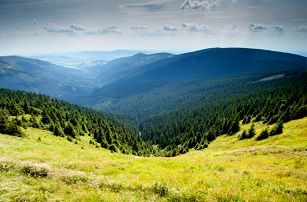 Pohoda v Jeseníkách: rodinný pobyt s polopenzí