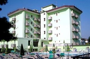 Itálie - Lido di Jesolo na 10 dní, polopenze s dopravou autobusem