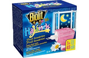 BIOLIT Elektrický odpařovač BIOLIT Kids HAJÁNEK stekutou náplní na 45 nocí