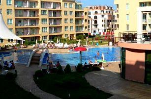 Bulharsko - Slunečné Pobřeží na 8 až 10 dní, all inclusive s dopravou letecky z Prahy