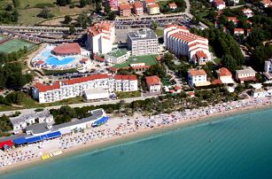 Chorvatsko - Krk na 8 dní, polopenze s dopravou vlastní
