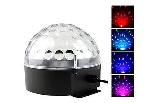 Disco LED koule s USB + dálkové ovládání
