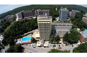 Bulharsko - Zlaté Písky na 8 až 12 dní, polopenze nebo snídaně s dopravou letecky z Prahy